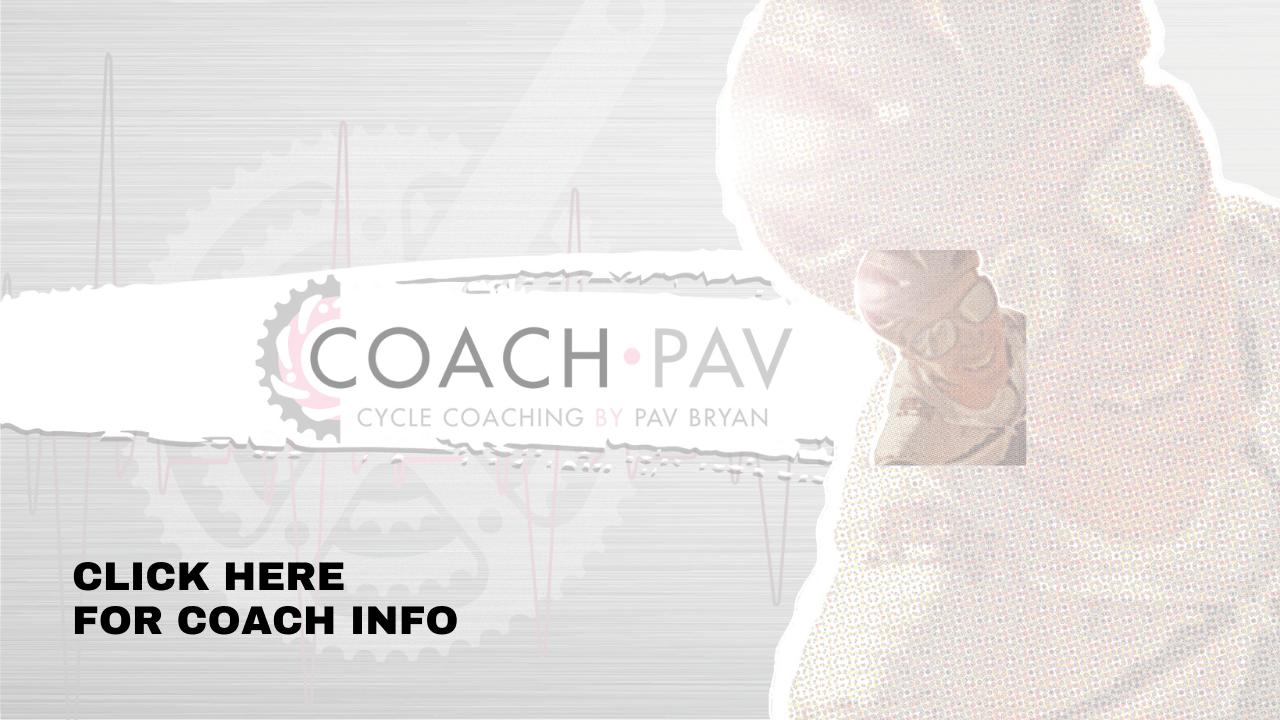 Coach Pav